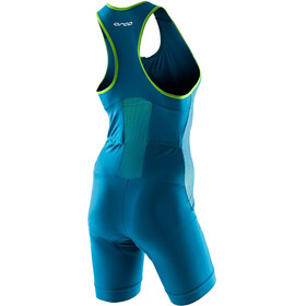 ORCA Core Race Suit Women aquamarine